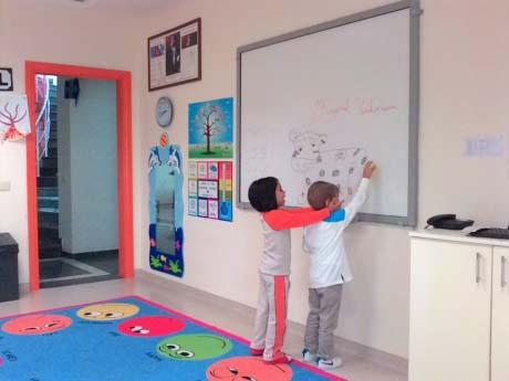 Sancaktepe okul öncesi gökkuşağı sınıfı nın eğitici oyun