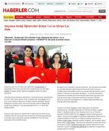 Okyanus Koleji Öğrencileri Dünya 1.si ve Dünya 2.si Oldu - haberler.com