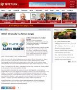 GENIUS Olimpiyatlarına Türiye Damgası - timeturk.com