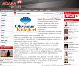 Adana Okyanus Koleji Açılıyor - ADANA01HABER.COM