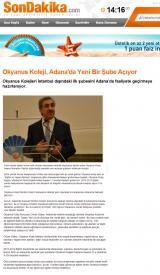 Okyanus Koleji, Adana'da Yeni Bir Şube Açıyor - SONDAKIKA.COM