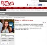 Okyanus ödüle doymuyor - SABAH.COM.TR