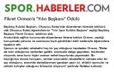 """Fikret Orman'a """"Yılın Başkanı"""" Ödülü - HABERLER.COM"""