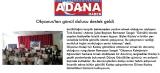Okyanus'tan gönül dolusu destek geldi - ADANAHABERGAZETESİ.COM.TR