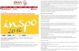 INSPO 2016 Uluslararası Proje Yarışması Sonuçlandı - DHA.COM.TR