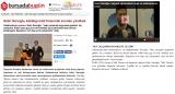 BURSADABUGUN.COM - Sabri Sarıoğlu, katıldığı ödül töreninde soruları yanıtladı