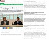 HÜRRİYET.COM.TR - Voleybol Federasyonu ve Okyanus Koleji arasında işbirliği imzalandı.