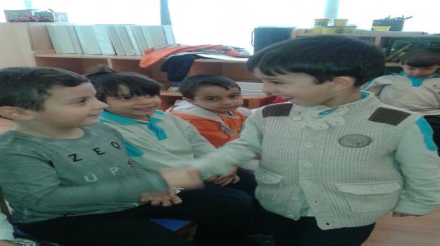 Anaokulu nda değerler eğitimi ve sosyal beceri dersleri başladı