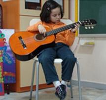 Okyanus Koleji - Gitar