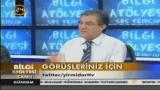 Nazım Boduroğlu Kanal 24'te -Bilgi Atölyesi (2.Bölüm)