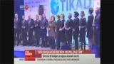 TİKAD'dan Kurucumuz Orhan Özbey'e Teşekkür Plaketi