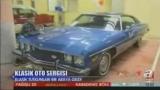 Klasik Otomobil Tutkunları Bir Araya Geldi - A Haber