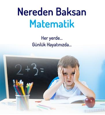 Nereden Baksan Matematik