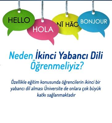 Neden İkinci Yabancı Dili Öğrenmeliyiz?
