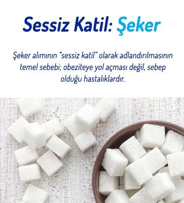 Sessiz Katil: Şeker