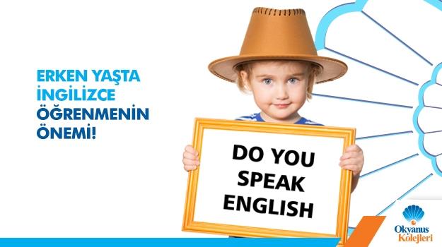 Erken Yaşta İngilizce Öğrenmenin Önemi