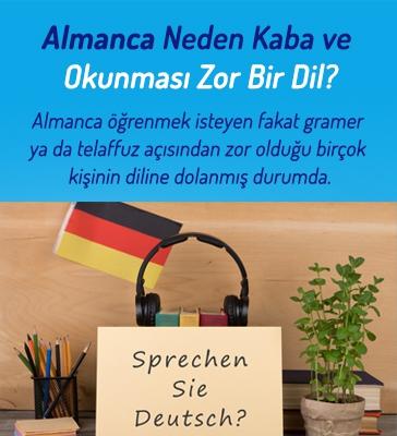 Almanca Neden Kaba ve Okunması Zor Bir Dil?