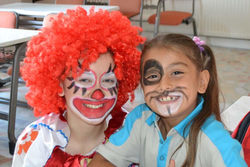 Okul öncesi Yüz Boyama Etkinlikleri Gazetesujin