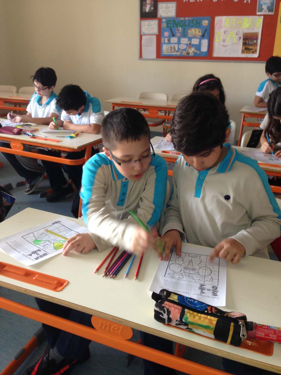 Okyanus Koleji Kolej özel Okul Ana Okulu Ilkokul Ortaokul