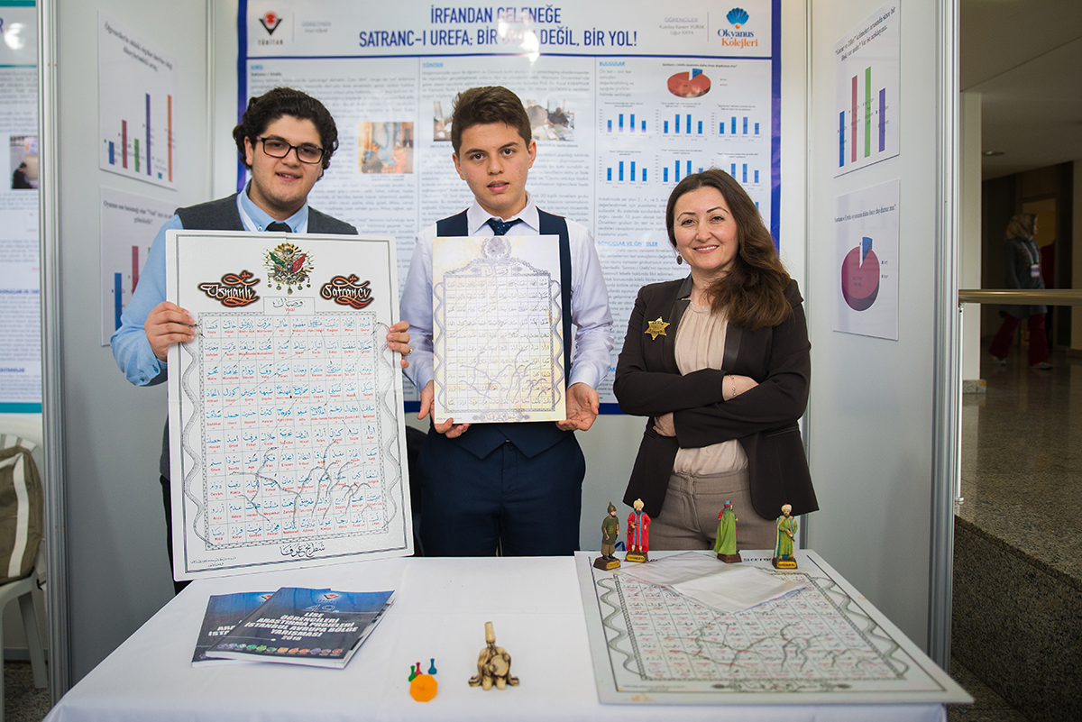 Bilim Projeleri Yarışıyor