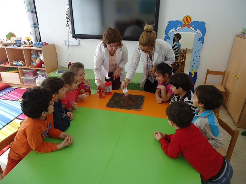 İzmir - Bornova Okyanus Koleji, Okul Öncesi | Fotoğraf | Okyanus Kolej'leri  Okul Öncesi Bölümü İngilizce Eğitimlerine Devam Ediyor