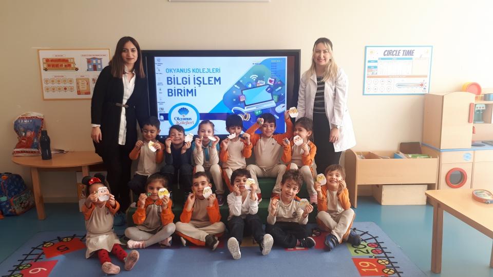 Izmir Mavisehir Okyanus Koleji Okul Oncesi Haber Mavisehir