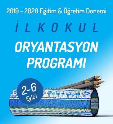 İlkokul Oryantasyon Programı