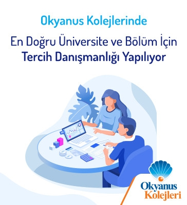 Okyanus Kolejlerinde En Doğru Üniversite ve Bölüm İçin Tercih Danışmanlığı Yapılıyor