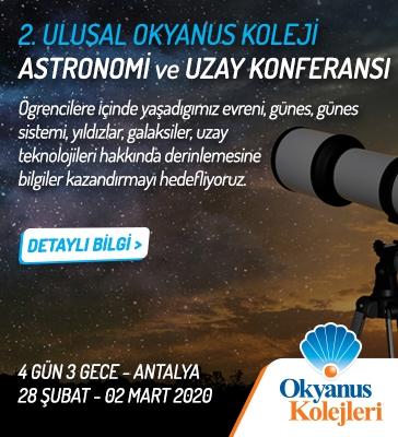 2. Ulusal Astronomi ve Uzay Konferansı