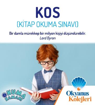 KOS (Kitap Okuma Sınavı)