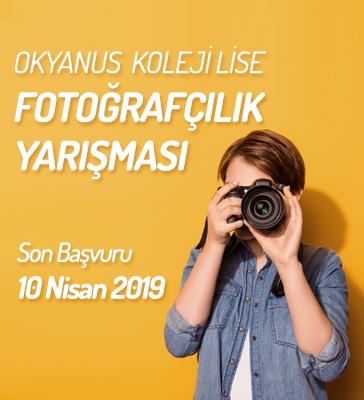 Okyanus Kolejleri Lise Fotoğrafçılık Yarışması