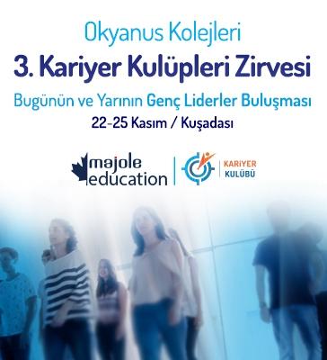 Okyanus Kolejleri 3. Kariyer Kulüpleri Eğitim Zirvesi