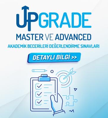 Başarıya Yeni Yaklaşım:  UpGrade Master ve Advanced Uygulamaları