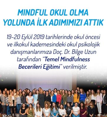 Mindful Okul Olma Yolunda İlk Adımımızı Attık