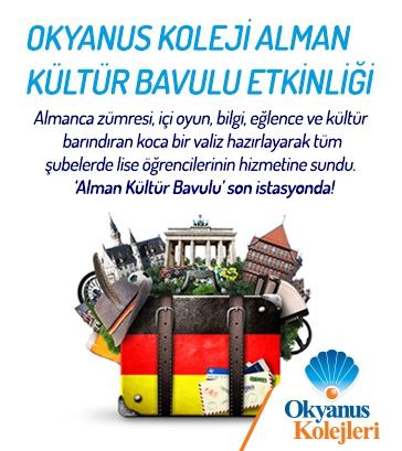 Okyanus Koleji Alman Kültür Bavulu Etkinliği