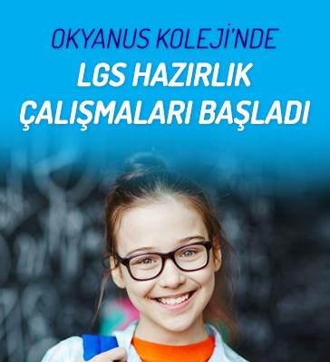 Okyanus Koleji'nde LGS Hazırlık Çalışmaları Başladı