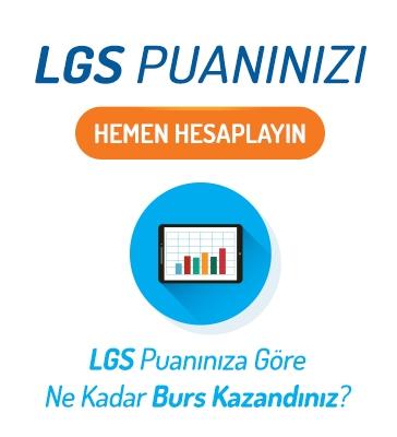 LGS Hesaplama ve Burs