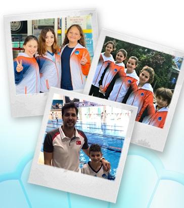 Okyanus Koleji Spor Kulübü Yüzme Takımımızdan Büyük Başarı