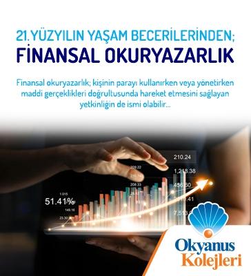 21.Yüzyılın Yaşam Becerilerinden; Finansal Okuryazarlık