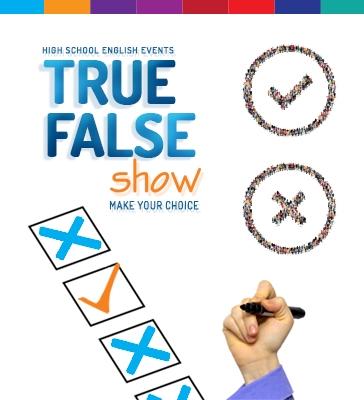 True False Show Başladı!