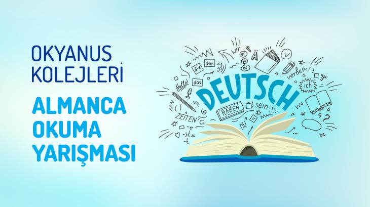 Okyanus Kolejleri Almanca Okuma Yarışması