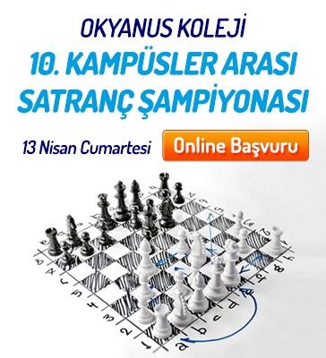 Okyanus Kolejleri Kampüslerarası 10. Satranç Turnuvası