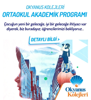 Okyanus Kolejleri Ortaokul Akademik Programı