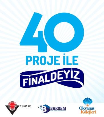 TÜBİTAK'ta Büyük Başarı 40 Proje ile Finaldeyiz