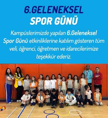 6. Geleneksel Spor Günü