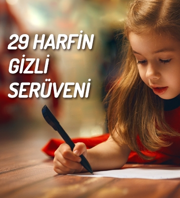 29 Harfin Gizli Serüveni