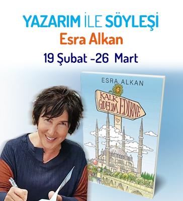 Kalk Gidelim Edirne ve Çanakkale Yazar Söyleşisi