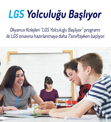 LGS Yolculuğu Başlıyor