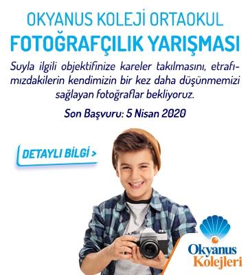 Okyanus Kolejleri Ortaokul Fotoğrafçılık Yarışması