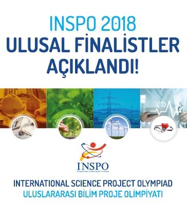 İnspo 2018 Ulusal Finalistler Açıklandı